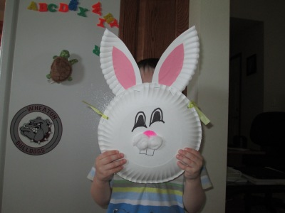 Easter, Easter Bunny, Easter Craft